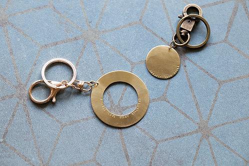 雙鑰匙圈實驗室 Couples Lab.