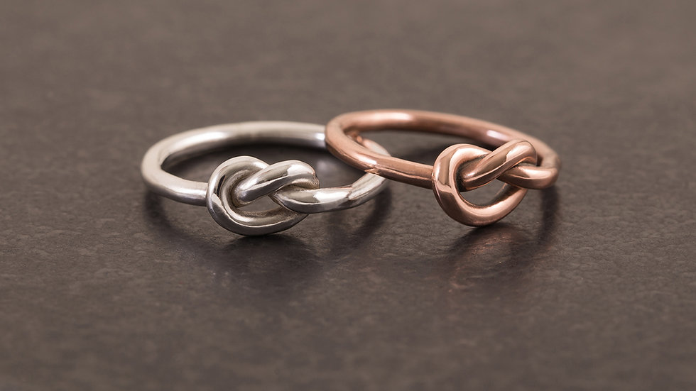 單結戒指課程  Knot Tying Ring Lecture