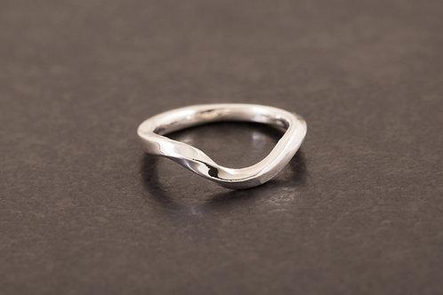 雙款微風流水戒指  Breeze Twisting Ring