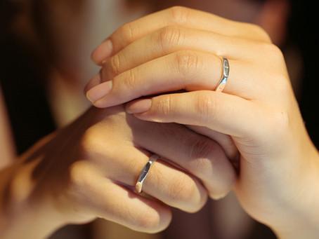 親手製作婚戒,一起徒手實現未來的約定