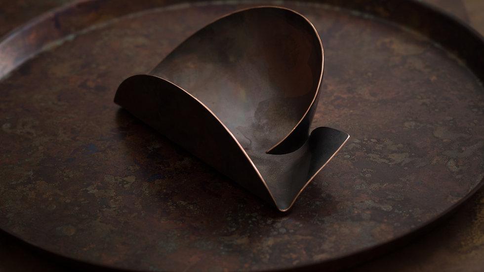 Chadō - 分則合皿 -  一分則 Tea Spoon Large