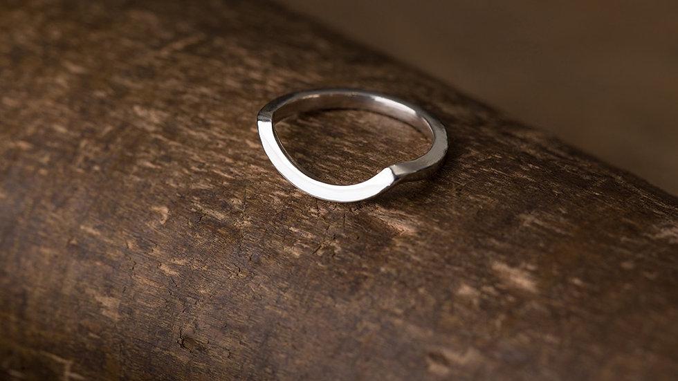 Eye-rolling & Stubborn 執拗與白眼 純銀戒指 Silver Ring