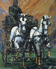 Horses Carriage
