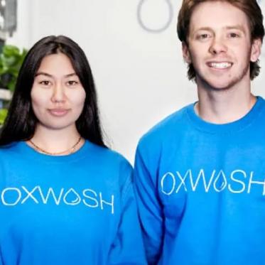 Oxford-basert oppstartfirma med eks-NASA-forsker vasker klær med Ozon