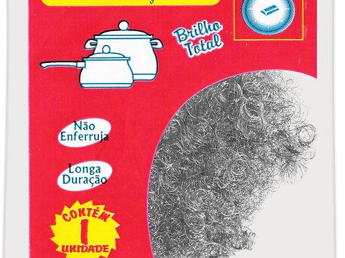 Esponja Aço Inox 8 Gr
