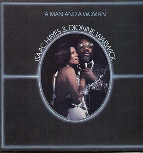 Isaac Hayes & Dionne Warwick – A Man And A Woman [Vinyl] | droffats