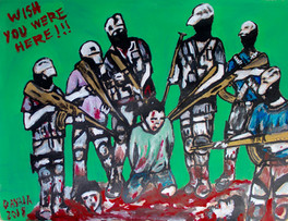 Men tortured and murdered by the Narco