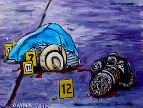 Dead press RIP Javier Valdez Mexican Journalist