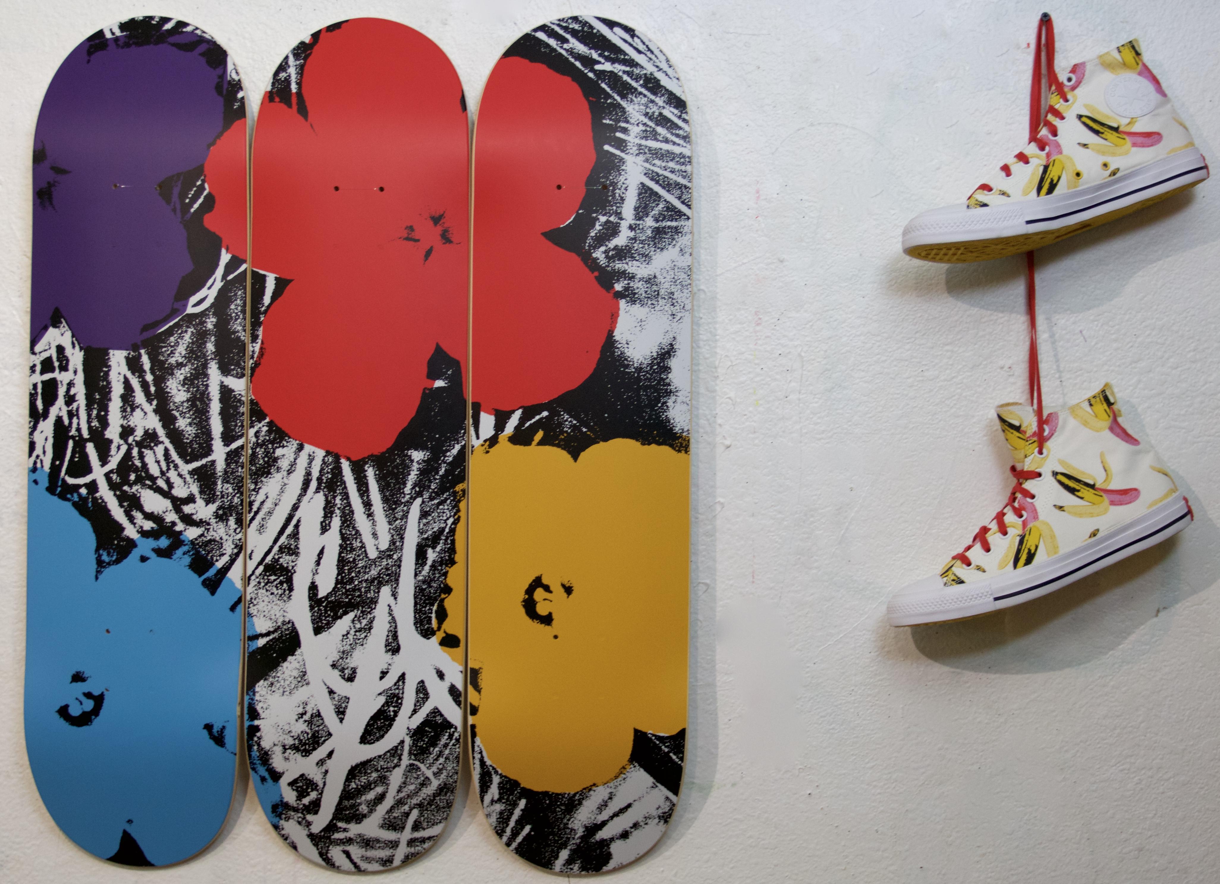 Warhol street art