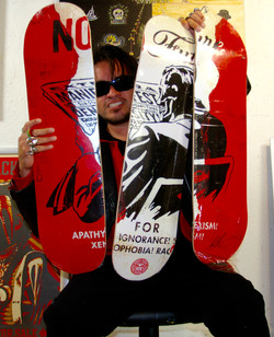 Shepard Fairey in our collection!