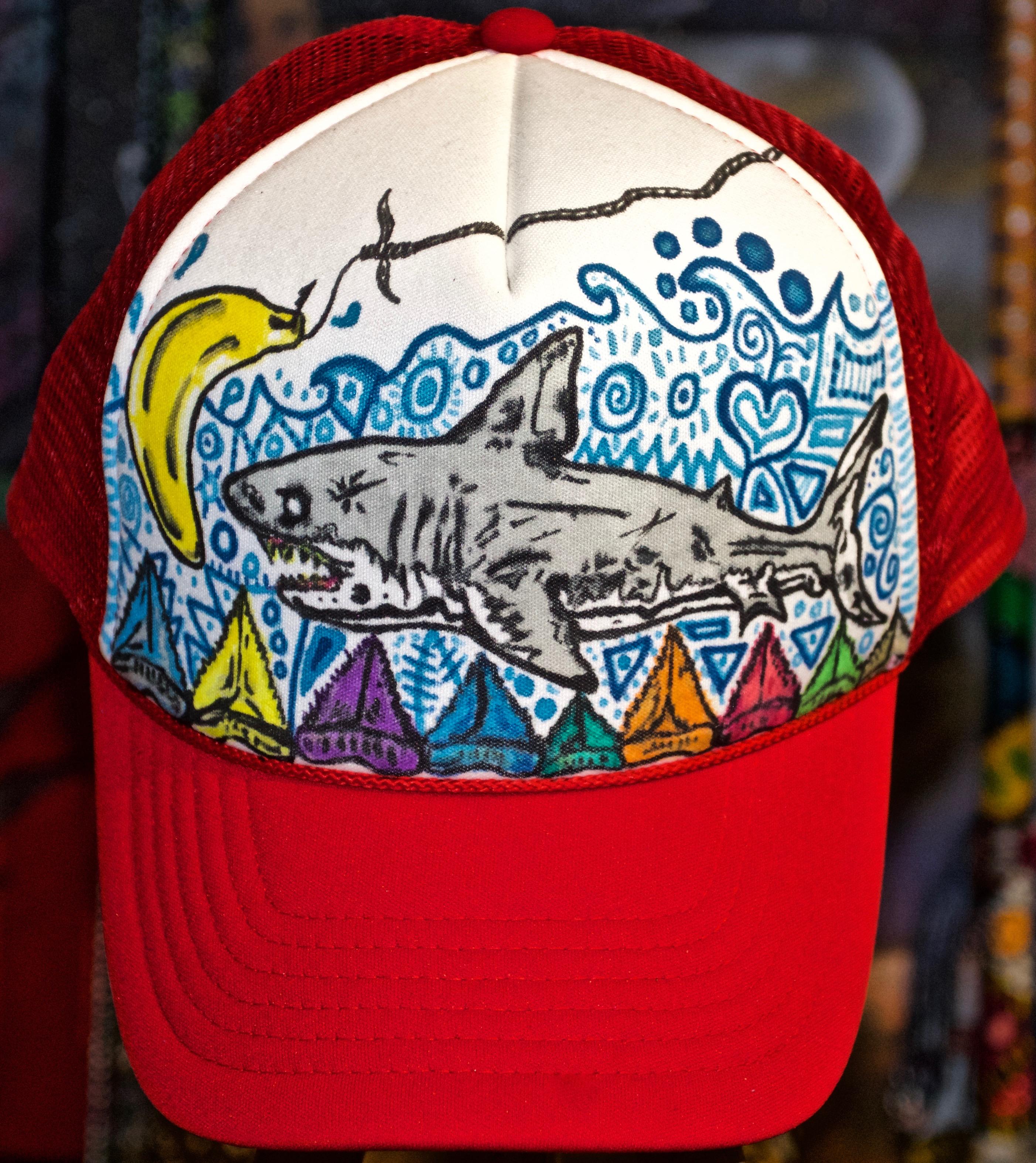 Shark Dealer Cap