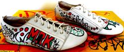MRK White Shoes