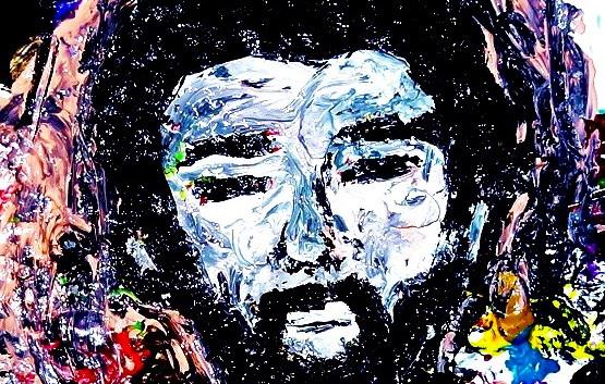Oil Portrait.