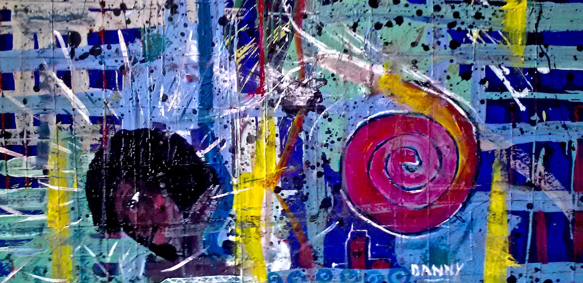 Sin Titulo 2013. Mixed Media on Canvas.j