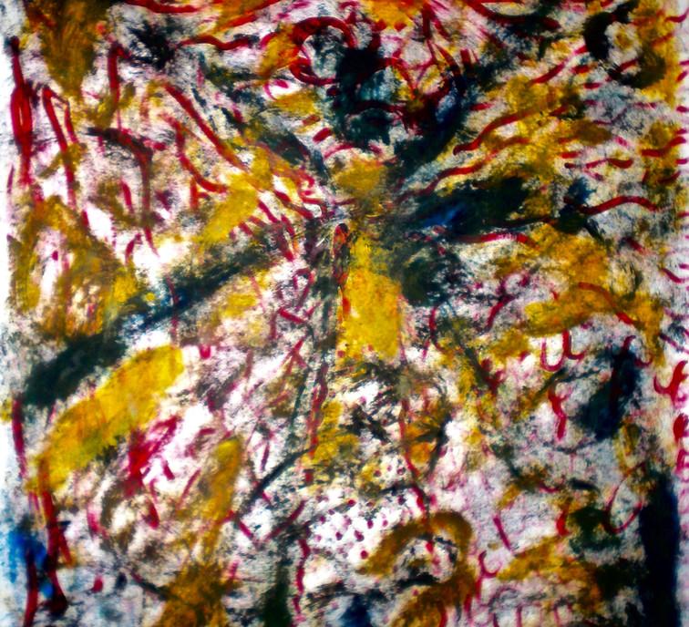 Stoned. Mixed Media On Canvas.jpg