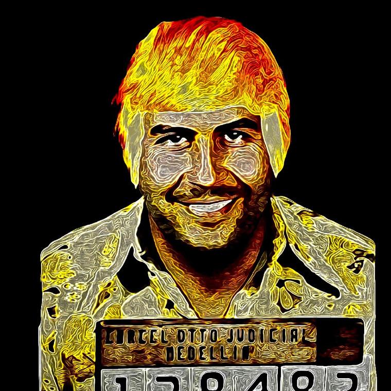 Pablo Trump Digital Art Collage.
