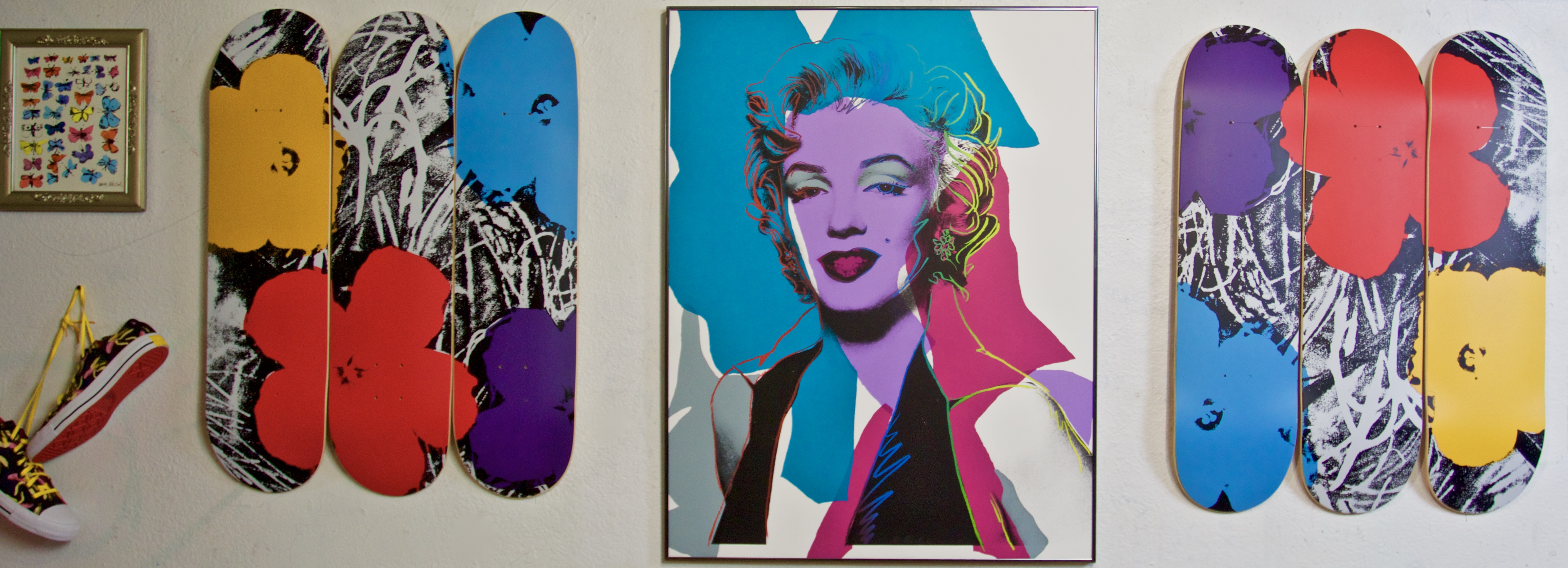 Mr Warhol Skateboards