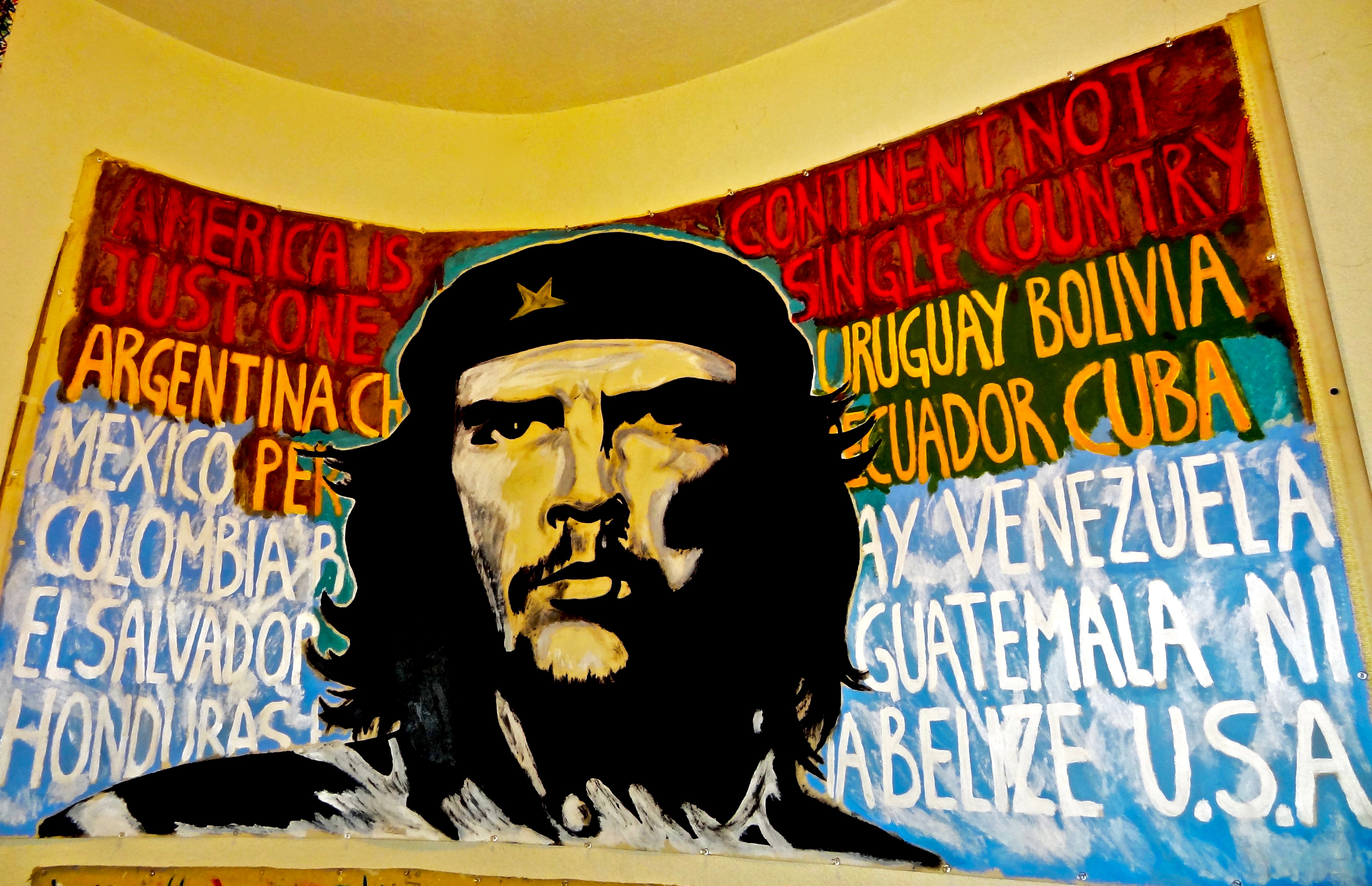 El Che Guevara at The House Gallery