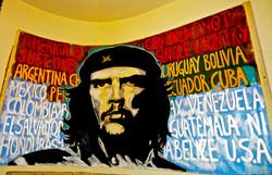 El Che Guevara at The House Gallery