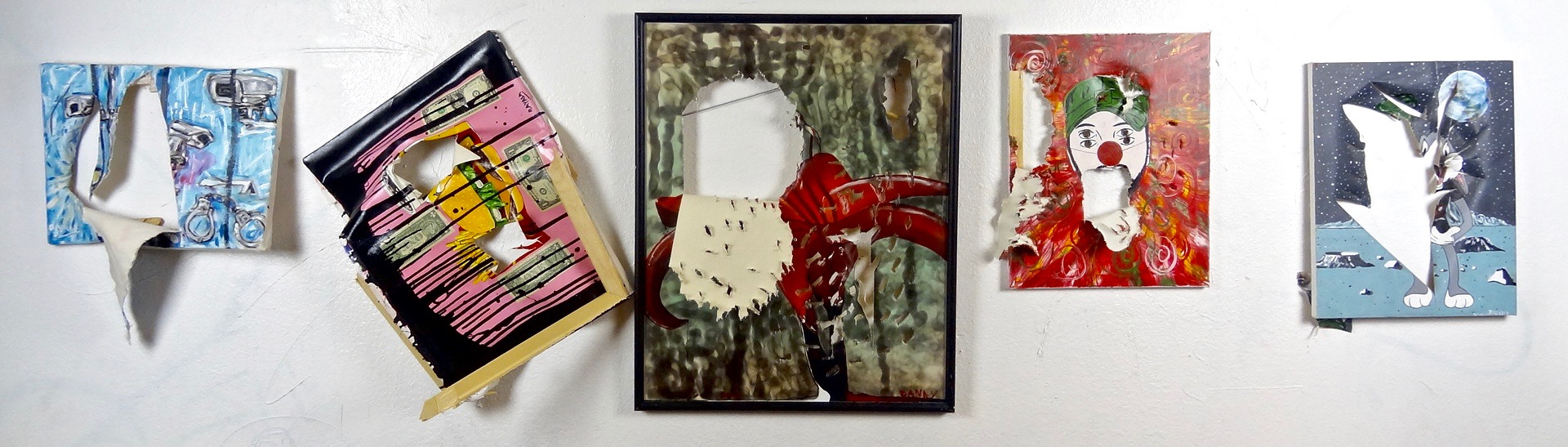 Destruccionismo at The House Gallery