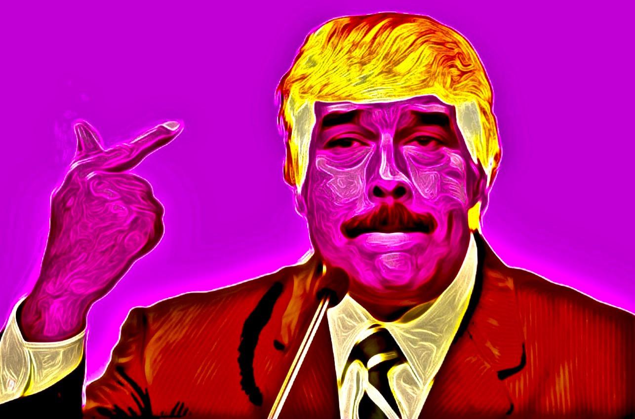 Nicolas Trump Digital Art.