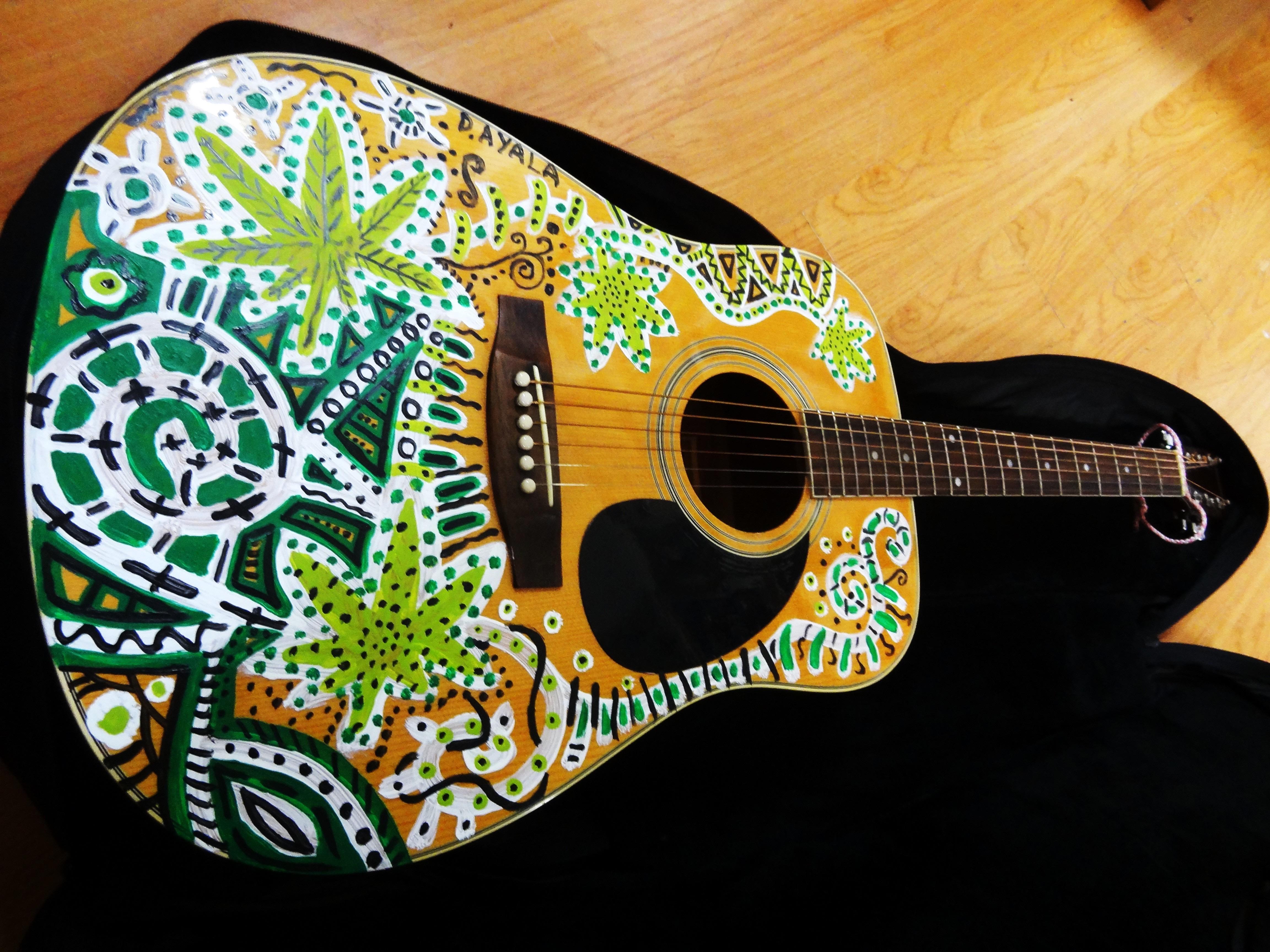 Guitarra Medicinal