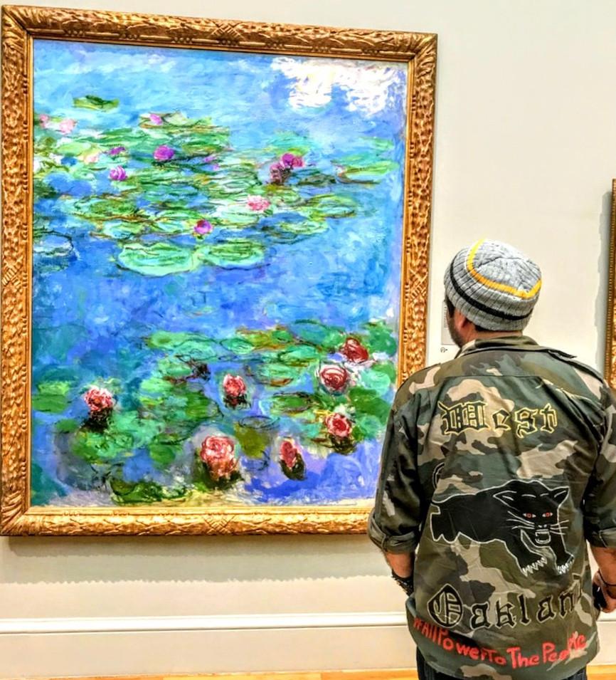 El arte te refina y te hace un mejor ser humano