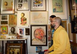 House Gallery studio
