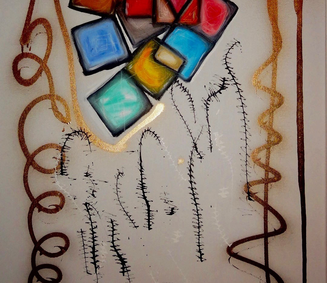 Abstract Direction. Oil On Canvas.jpg