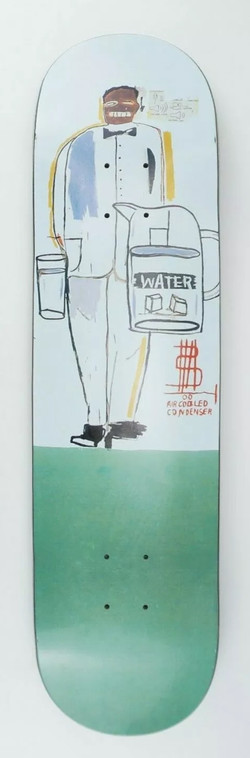 Basquiat Skateboard