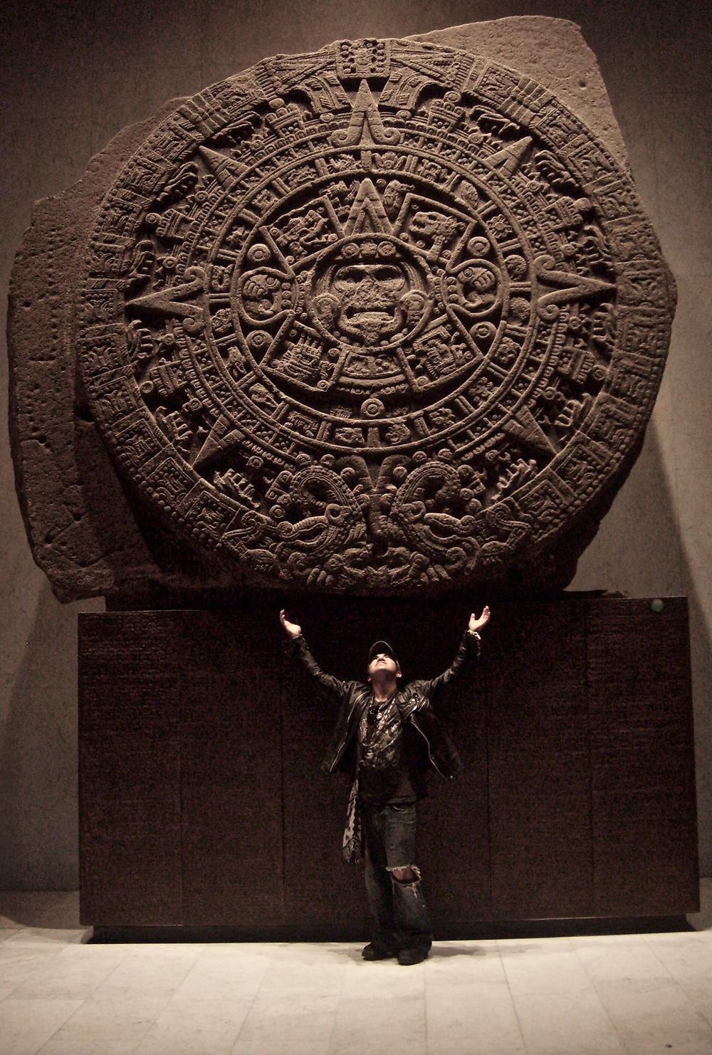 Nuestra grandiosa herencia de arte Mexicano prehispanico