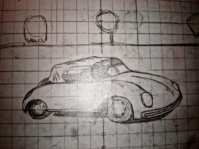 Porsche Study.