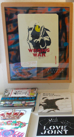 Banksy Banksy Banksy!