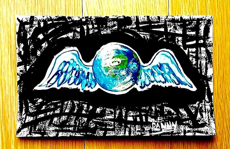 Angel Earth.