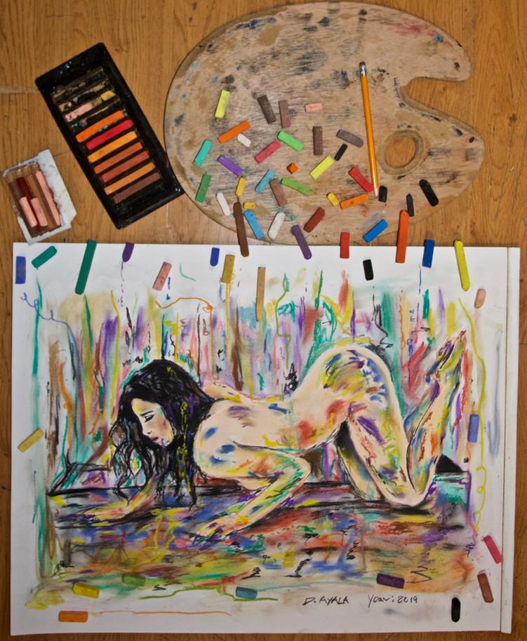 The artist palette 2019