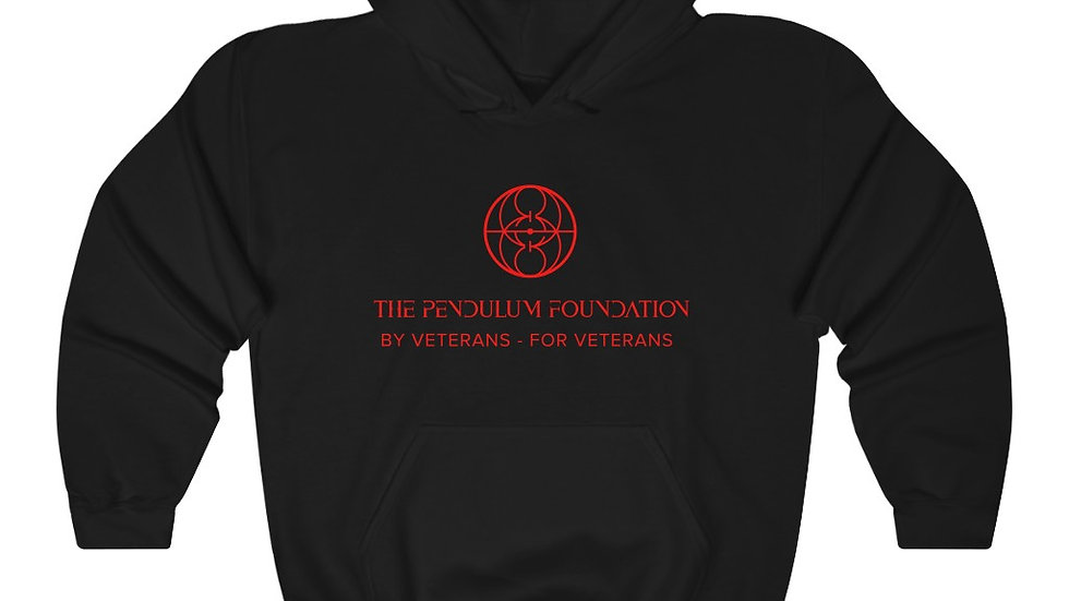 Unisex Hoodie - The Pendulum - English