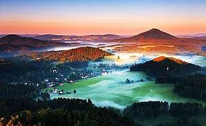 Lužické Mountains