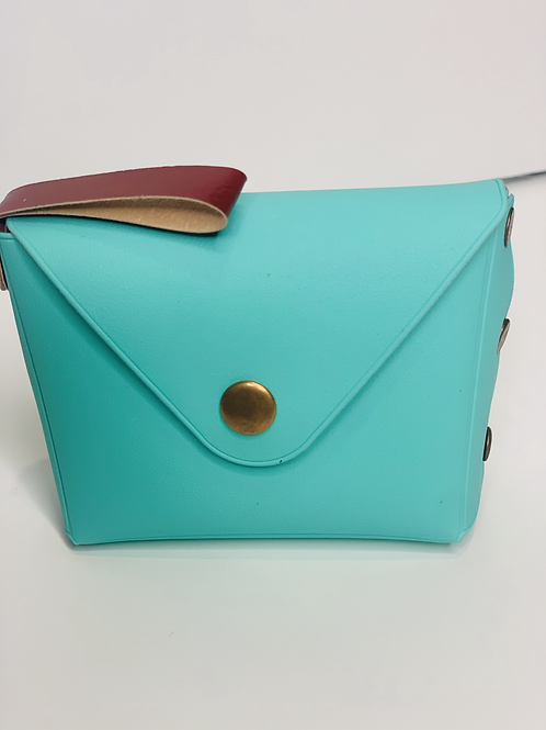 Dainty Coin Purse (Turquoise)