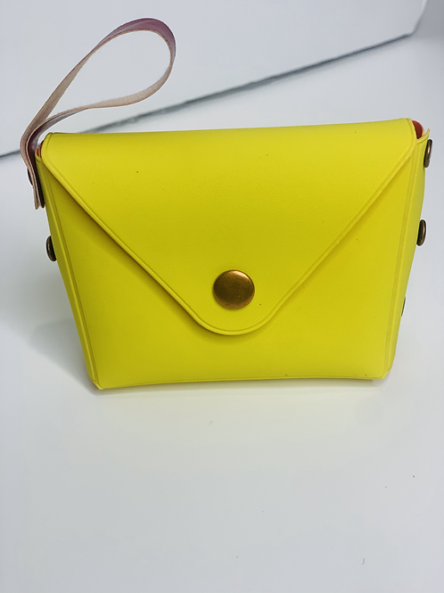 Dainty Coin Purse (yellow)
