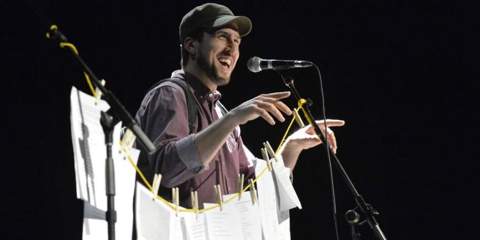David Goudreault - Slam de poésie