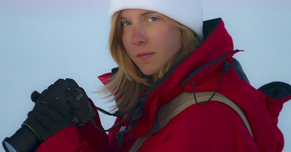 Pôles et changements climatiques (Marianne Falardeau-Côté)