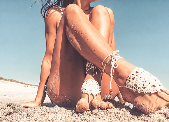 Cocoa Barefoot Sandals