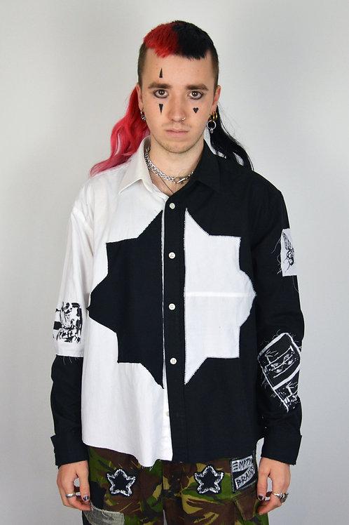 Harleqiun Split Shirt