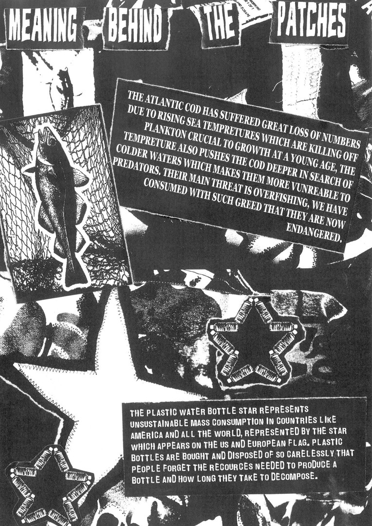 Empty Brains 2020 Collection Zine Page 3