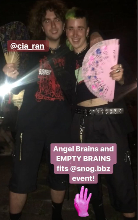 @cia_ran and Jay In Empty Brains reworks