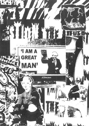 Empty Brains 2020 Collection Zine Page 2