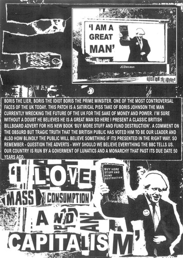 Empty Brains 2020 Collection Zine Page 5