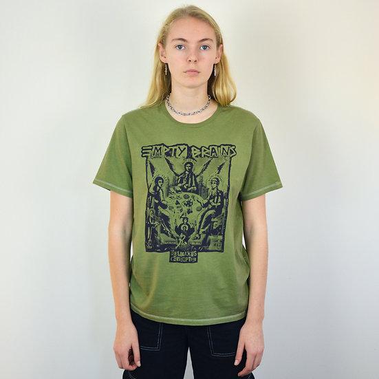 Gambling Angels Khaki T-Shirt