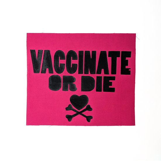 VACCINATE PATCH