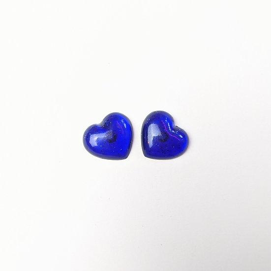 SALVAGED HEART CHARM